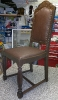 Antiker Stuhl nachher