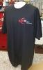 Firmen T-shirt Stickerei